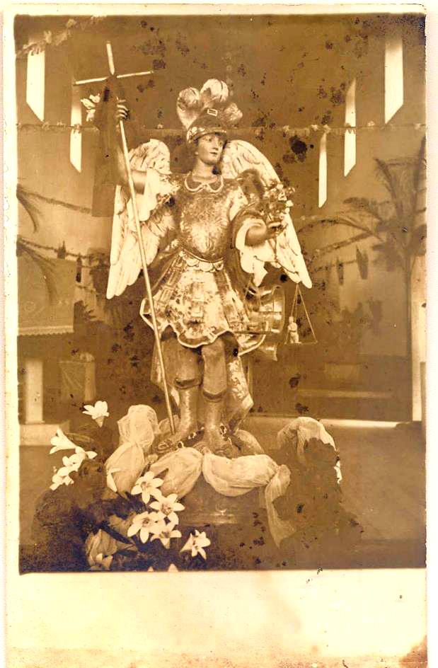 Imagem de São Miguel Arcanjo