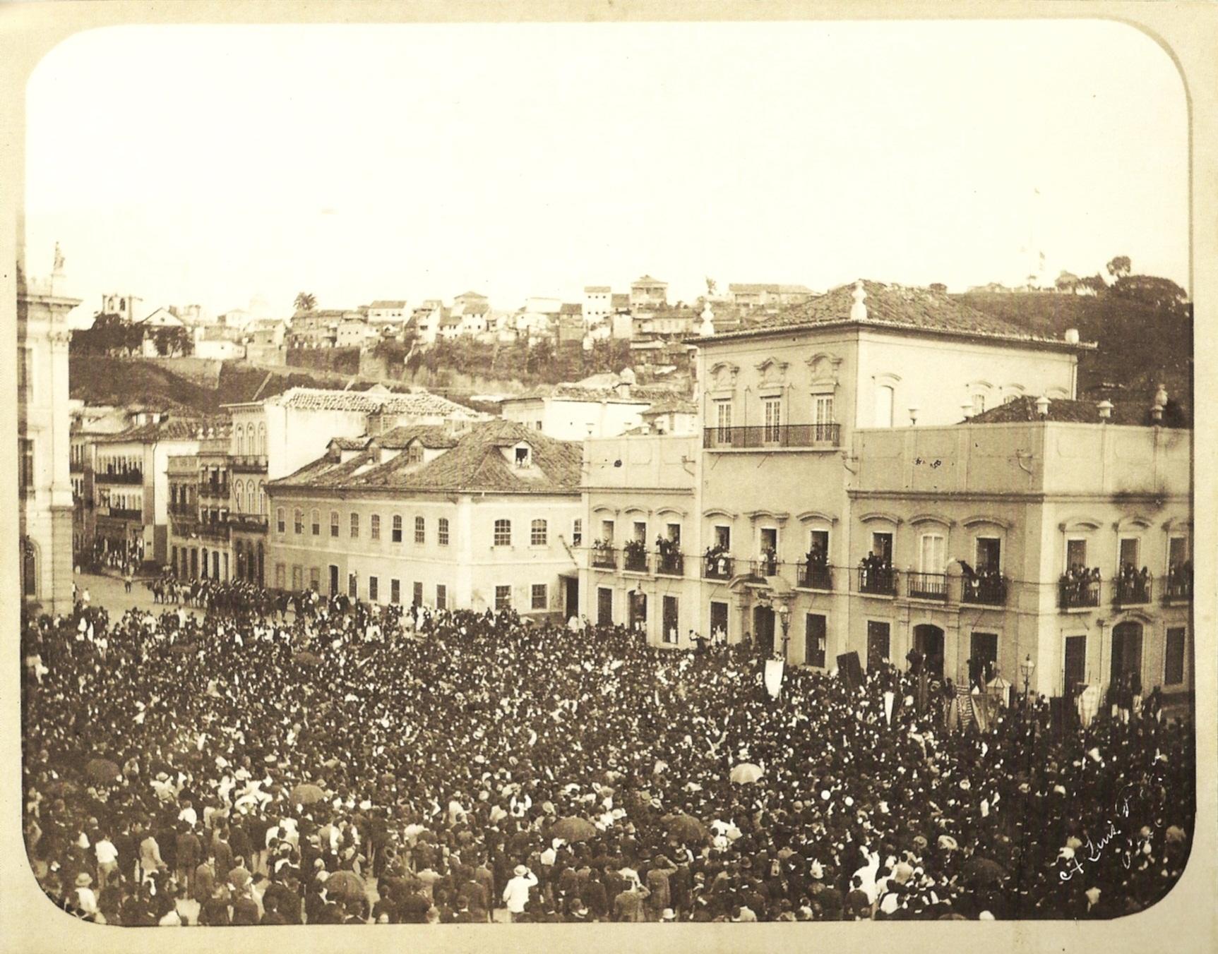 Povo_paço_1888