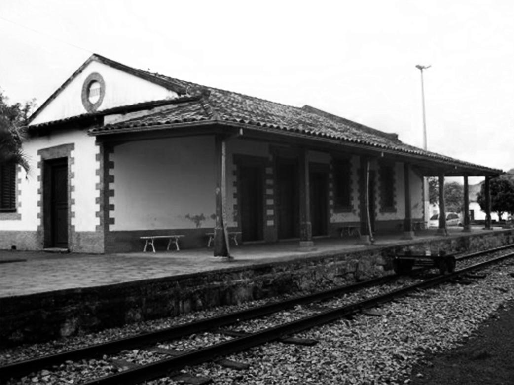 Estação de Pedras Grandes
