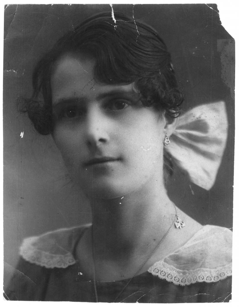 A lindíssima Wilma Nilles.