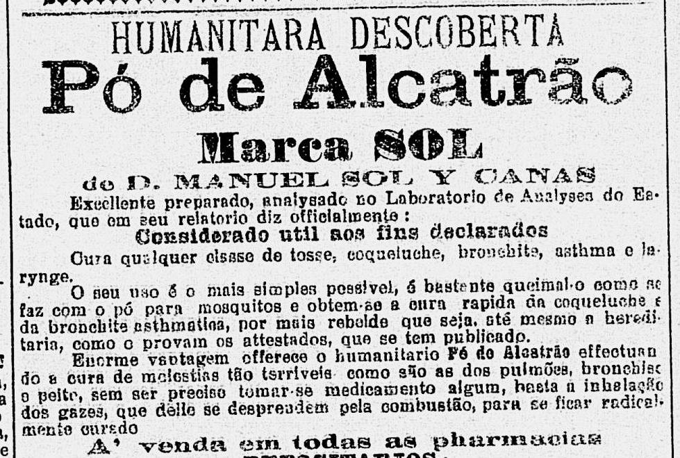 A Federação, Porto Alegre, 1910.