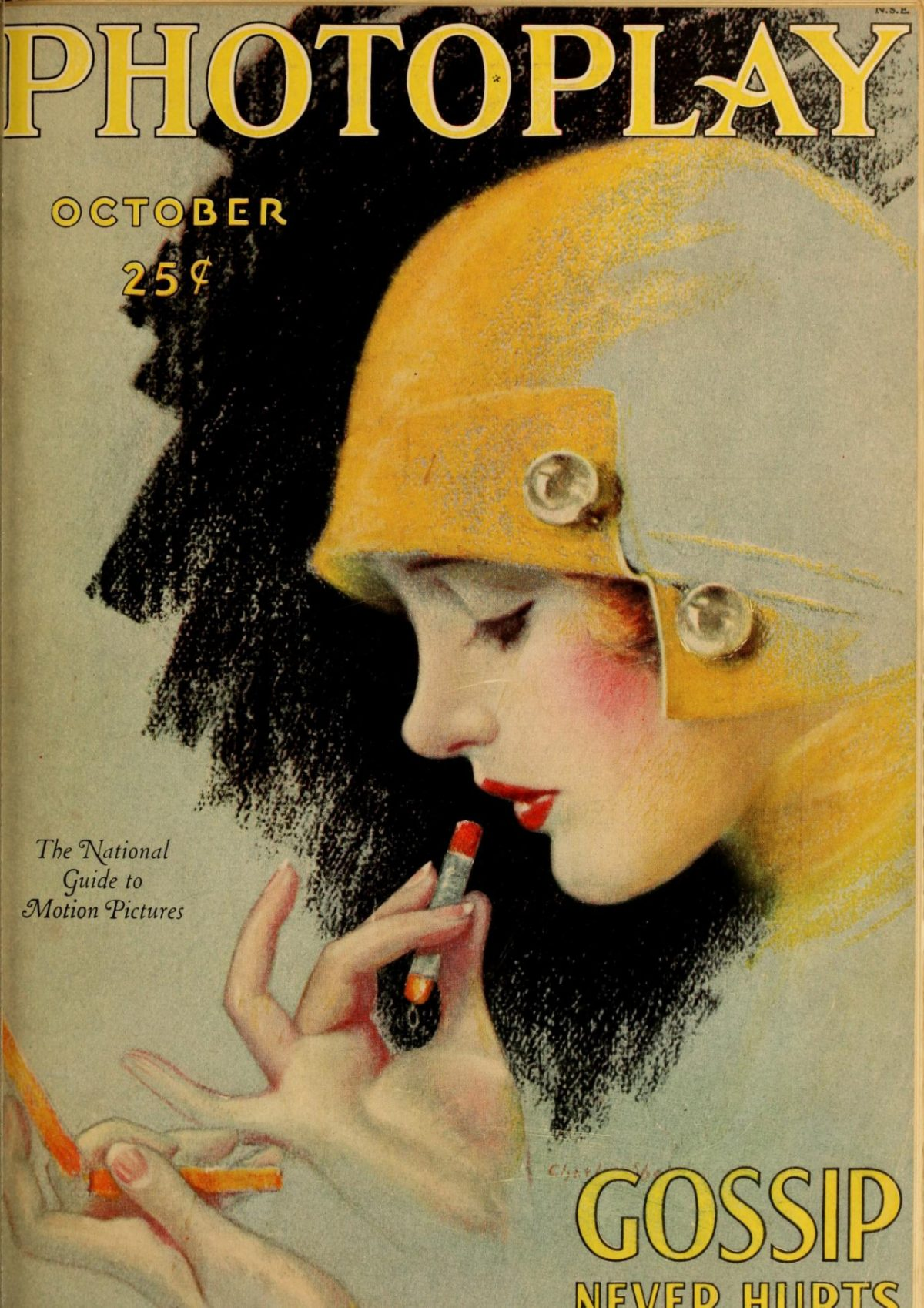 As cores como elas eram – 1920 a 29