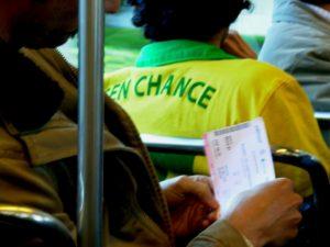"""SEM CHANCE (Vide o longa Carandiru). Foto encontrada em DonoDaBola1903, """"Um Boi Sem Chance""""."""