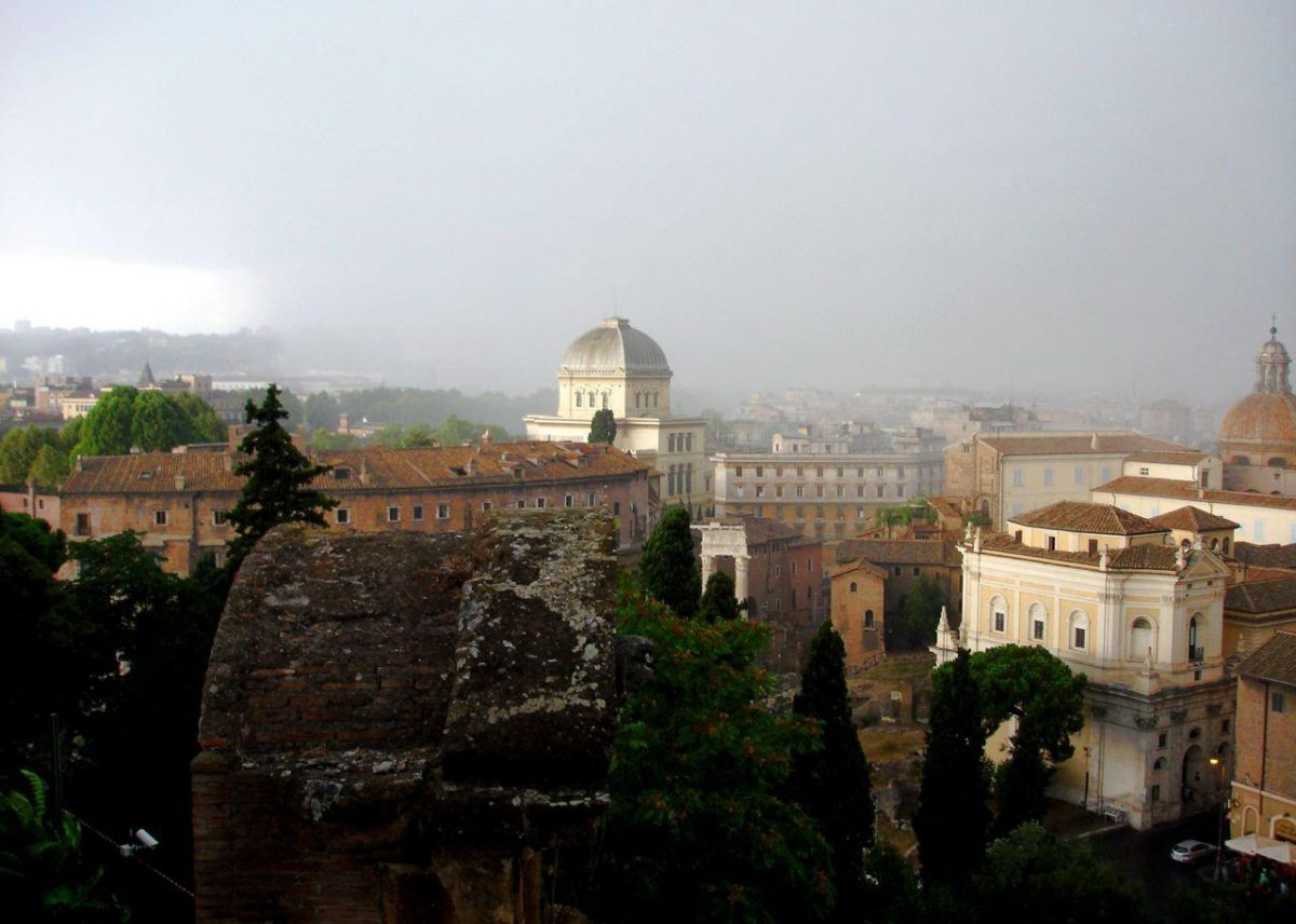 Uma lembrança de Roma