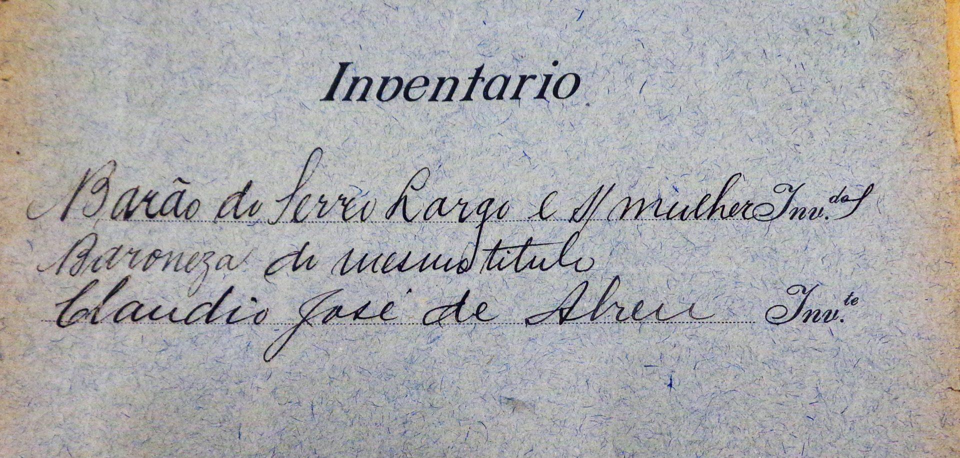 José de Abreu (i) : Repositório